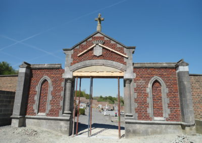 Rénovation transformation Mons Dour Ath La Louvière Pommeroeul