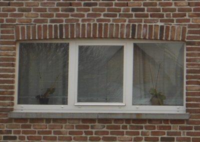 Entrepreneur rénovation châssis Mons
