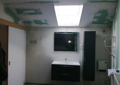 Entrepreneur rénovation salle de bains Mons