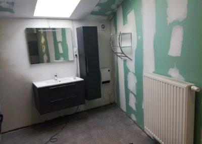 Entreprise rénovation salle de bains Mons